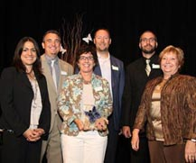 2012 Chrysalis Award for Sustainability