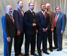 2012 Florida Commissioner of Education Business Recognition Award