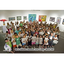 Alliance for the Arts Summer Camp