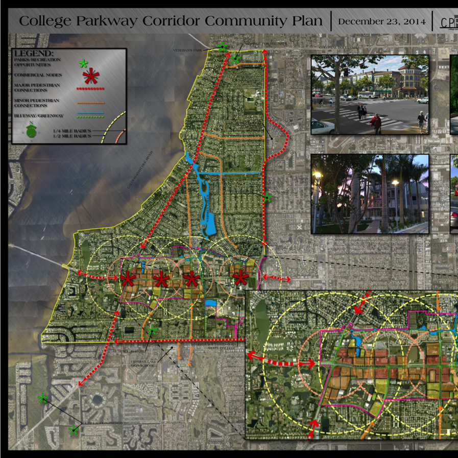 Envisioning the College Parkway Community