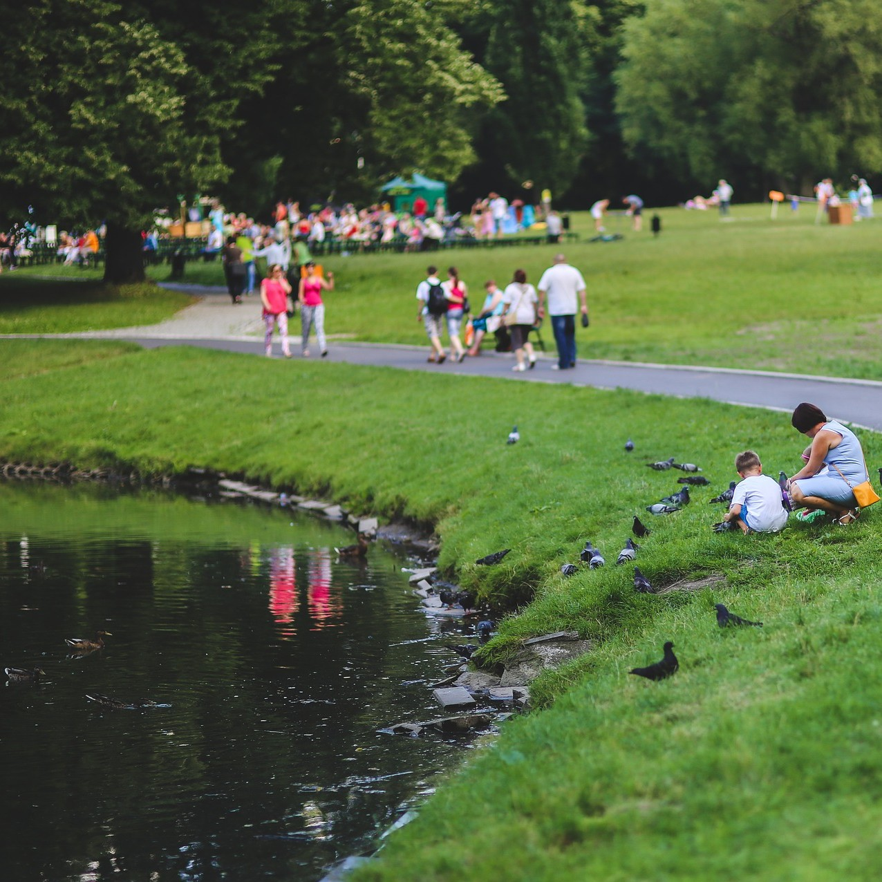 Making space for places - Placemaking for communities