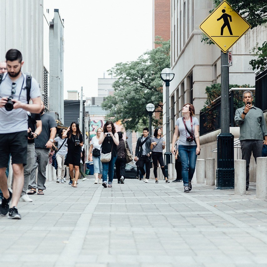 Walking into the future – reimagining our neighborhoods
