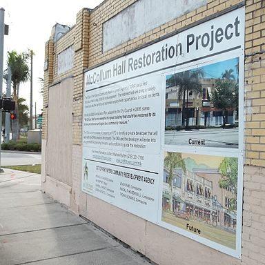 McCollum Hall - Restoring the future