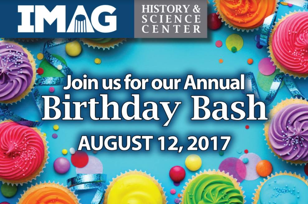 Happy birthday, IMAG!